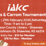 Chess & Carrom Tournament